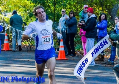 GB5K_Nate Jenkins, New Course Record