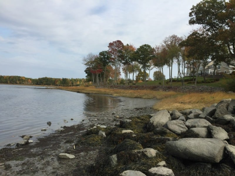 Great Bay Discovery Center Boat Ramp