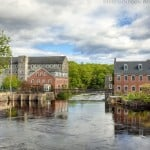 Newmarket Mills by Eric Gendron